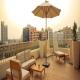 تراس  فندق رمادا - دبي | هوتيلز بوكينج
