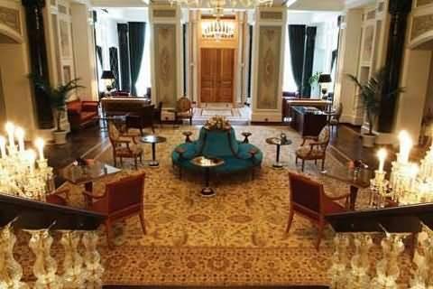 فندق سيراجان بالاس كيمبينسكي اسطنبول